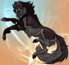 Kain wolf form